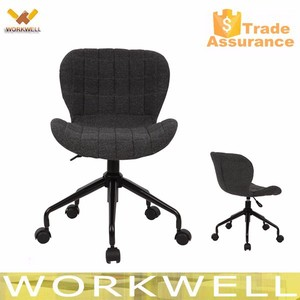 WorkWell pu fabric swivel office staff chair Kw-S3101