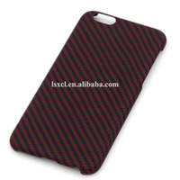 high impact phone case for iphone 6 mobile phone accessory carbon fiber case for iphone 6