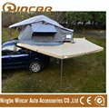 Car Roof Top Tent Side Polygon Awning