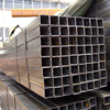 black steel pipe/square steel pipe/pipe steel stainless