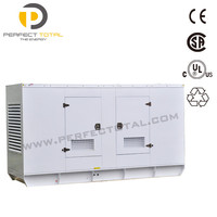120KW Diesel Electric Power Silent Generator with PERKINS engine