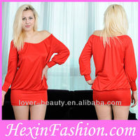 Wholesale Red Sex Summer Dresses for Women