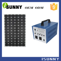 Dependable performance complete 5w solar home system