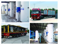 CANGAS High Pressure Containerized Movable Membrane Nitrogen Making Machine For Oil and Gas Industry
