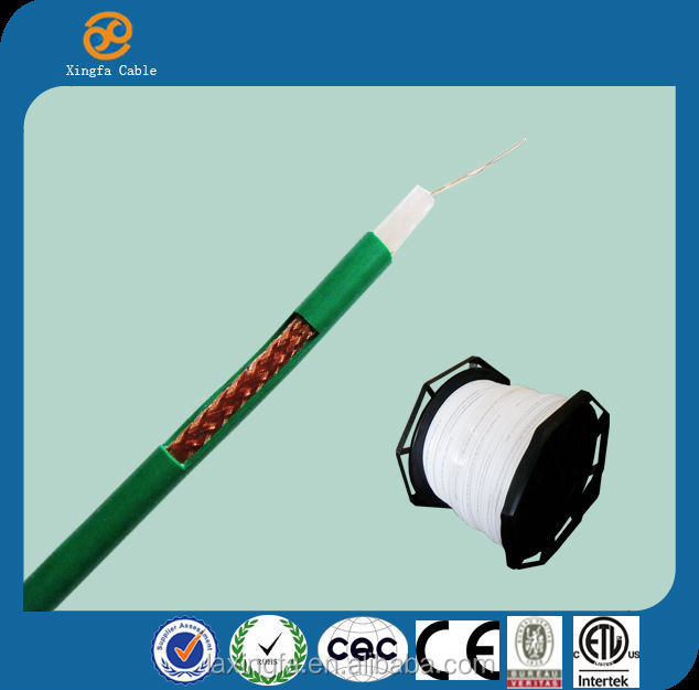 Xingfa Manufacturer supply coaxial cable kx6 with UL