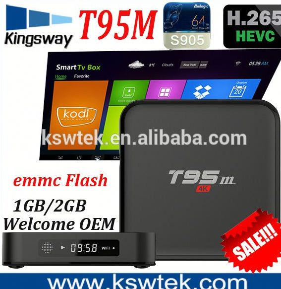 Best selling home show products quad-core kodi 16.0 full loaded t95m tv box sex porn double wifi