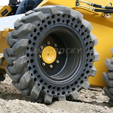 China Rubber Solid OTR tyre 17.5-25 big loader wheel