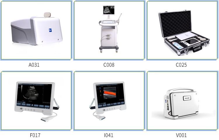 Ultrasound scanner 2000G