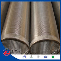 304 stainless steel water filter screen cylinder