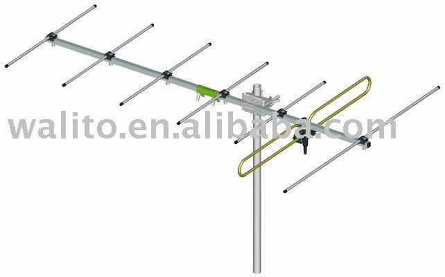 Outdoor antena de uhf de televisi n antena de tv - Antena exterior tv ...