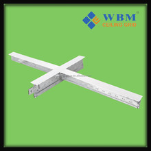 Drywall Metal Galvanized Standard Framing Suspension Ceiling Support T Bar