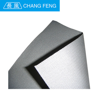 Factory sale various widely used insulation high temperature silicone fabric