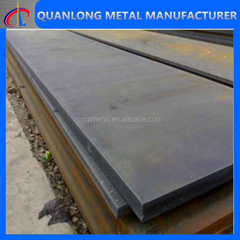 MN13 High Wear - Resistant High Manganese Steel Plate