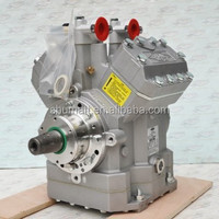 Renew bus compressor Bitzer 4nfcy for bus air conditioner no clutch