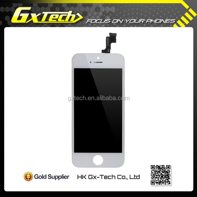 Cell Phone Repair Parts LCD for Apple iPhone 5 LCD Assembly Replacement