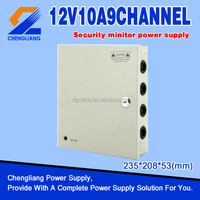 CCTV SECURITY SERIES 300W 12V OUTPUT LED DRIVER WITH CE/ FCC PASS