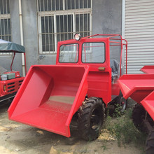 new type mini dump truck/labor saving truck dump/multipurpose tipper for sale