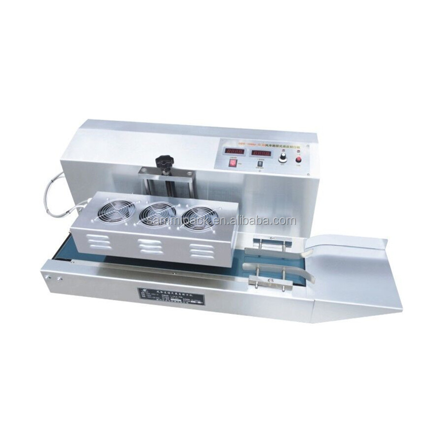 LGYF-1500A Desktop automatic induction sealing machine /Induction Sealer for different size of bottle