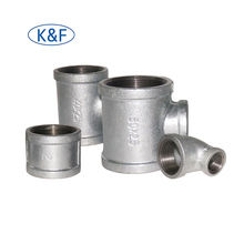 American Standard fire protection malleable cast iron threaded pipe fittings
