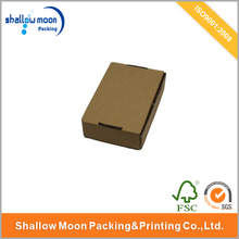 New design paper drawer mailing or post packaging box with high quality