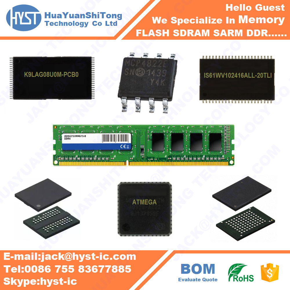 IM4A3-128/64-10VC-12VI Memory IC CHIP NAND FLASH SDRAM SRAM DDR