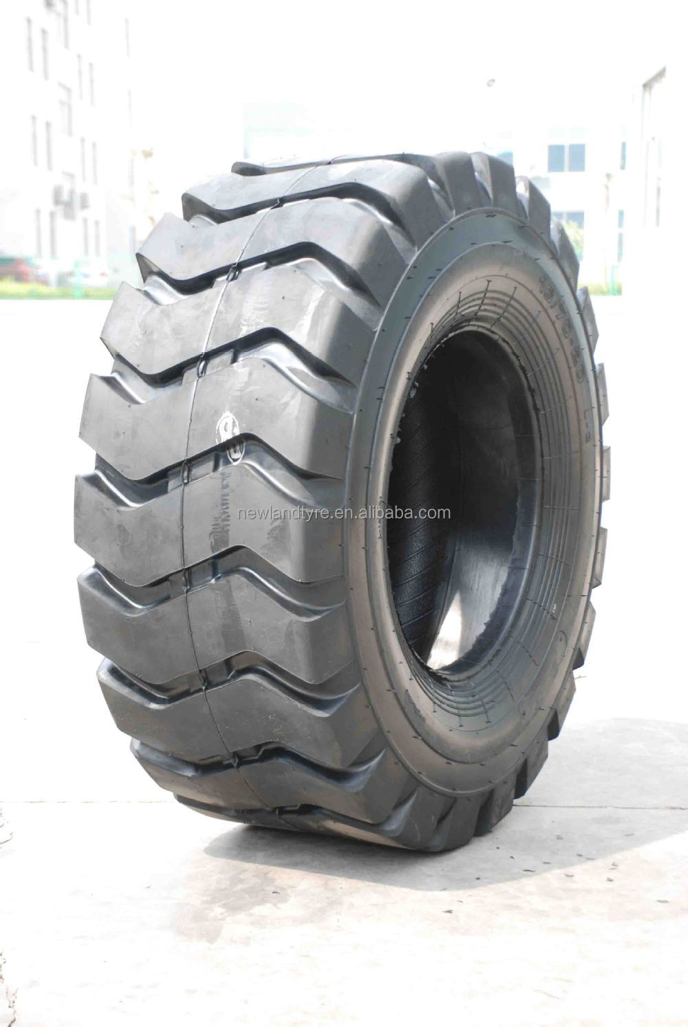 Double Coin Quality Bias OTR Tires Nylon ORT Tires 23.5-25