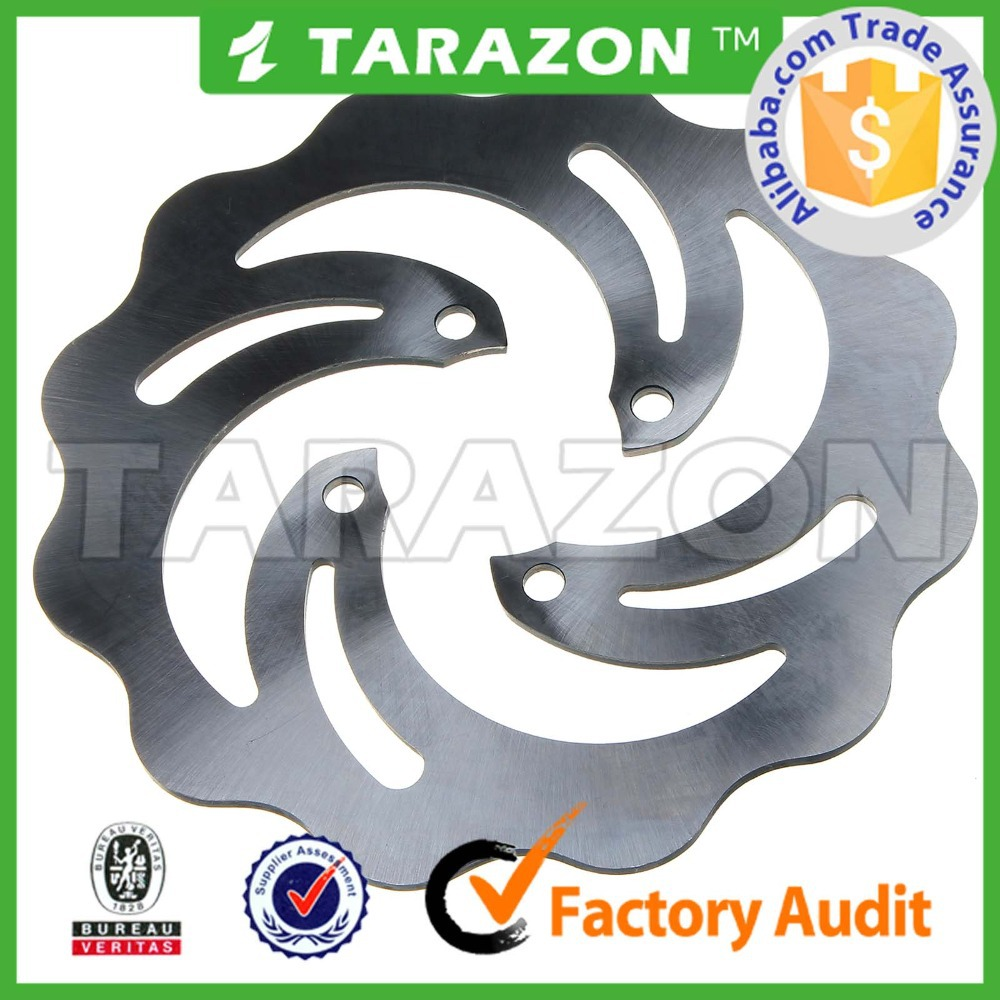 200mm ATV rear brake disk rotor for YAMAHA YFM 250/350 RAPTOR YFZ450