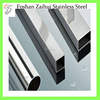Foshan Naihai Ex-factory Price 304 Hollow Rectangular Steel Tube