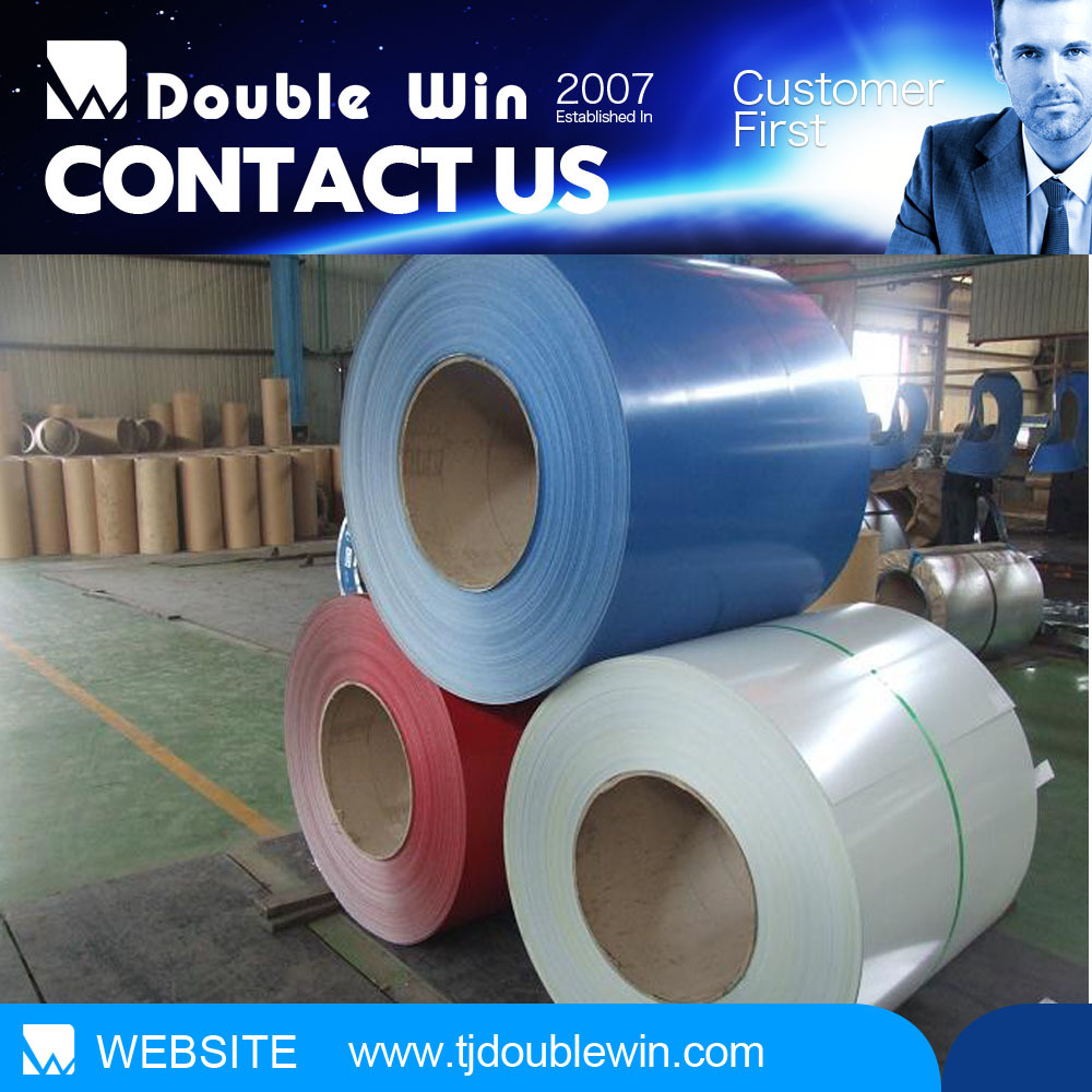 hot-dipped zinc and color coated steel coil high quality dx51d sgcc ppgi pre-painted galvanized steel/color-steel sheet