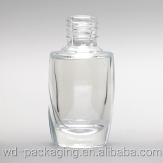 WD-06446 14ml wholesale cheap private label custom empty nail polish bottle