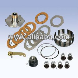 individual clutch spare parts and clutch assy for piaggio ape calessino 501 / 601 / calessino 200, bajaj auto