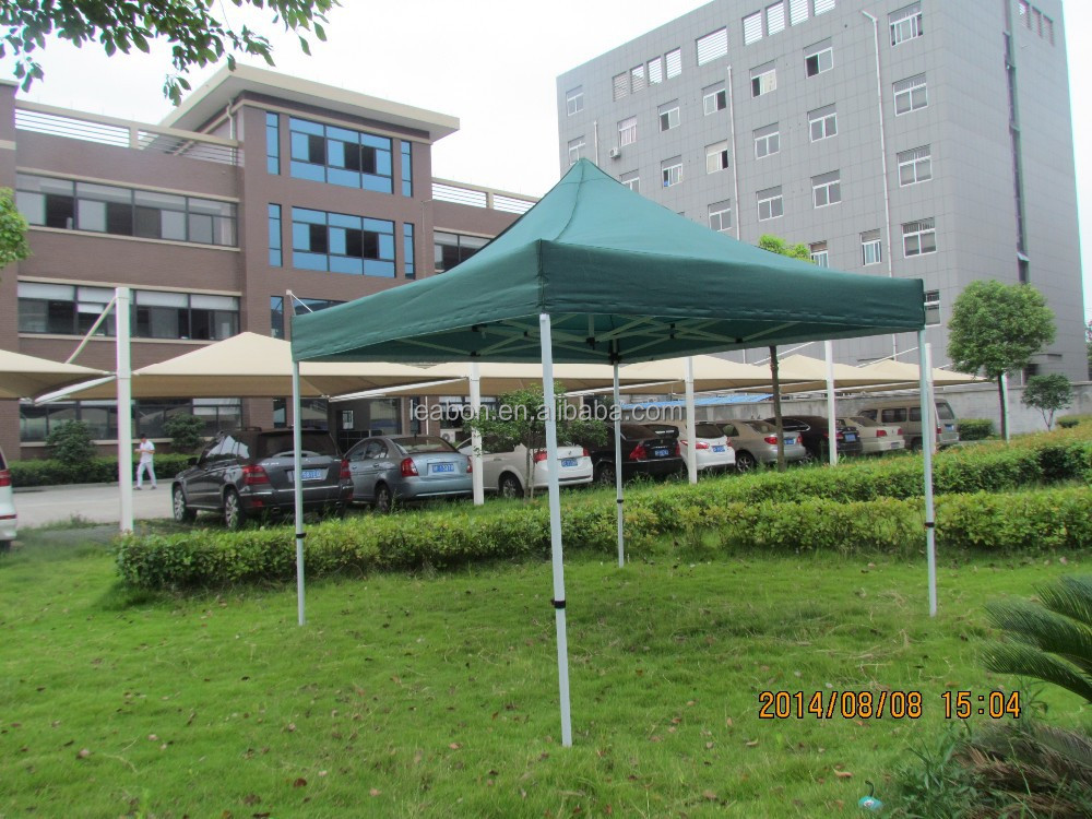 Steel Frame Roof Top Stretch Tent Folding Tent