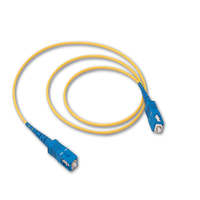 850nm Multi mode Pigtail FC/LC/SC Fiber Optic Patch Cord 3 meter Pigtail
