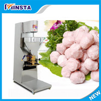 2016 New Arrival High Capacity Meatball Maker Machine Small Meatball Machine Price