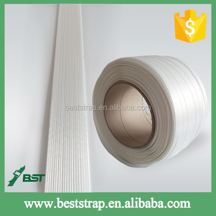 "Beststrap 5/4"" Polyester Composite Strap For Binding Metal Products"