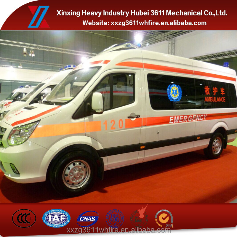 Best Selling Products New Medical Equipment Used Ambulances Car For Sale