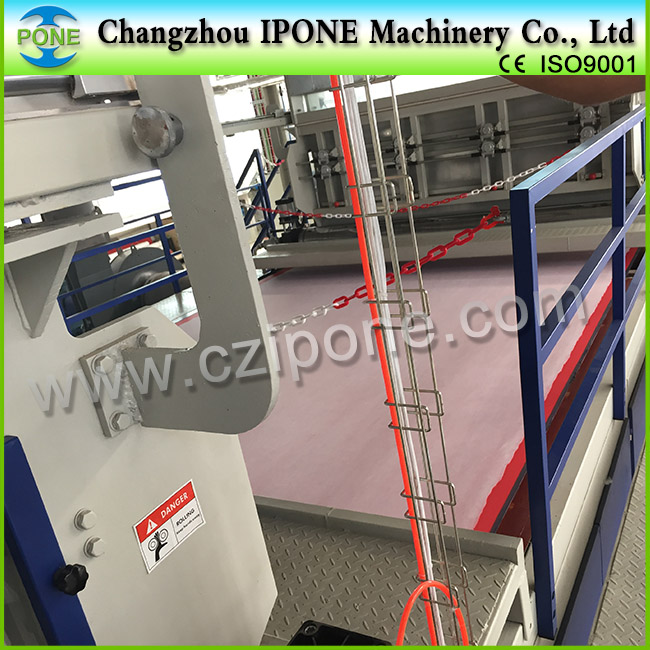 Nonwoven Processing Textile Machine