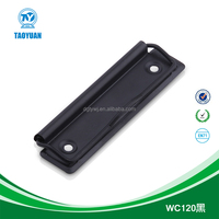 Black color wire clip&clipboard for restaurant
