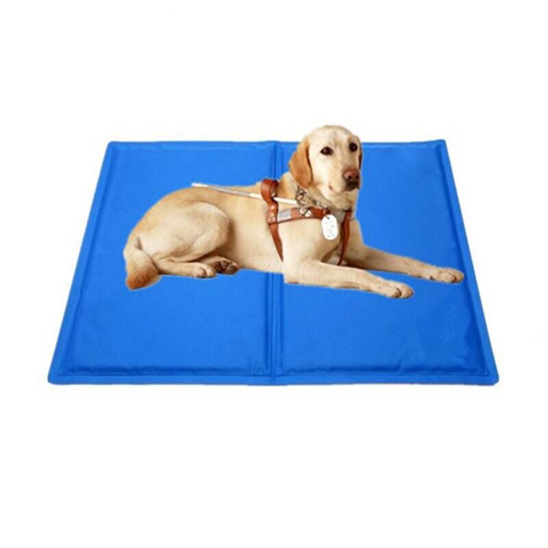 High quality Waterproof Soft Pet Cooling Pad, Gel Pet Dog Cooling Mat