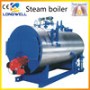 Longwell Hot Sale WNS Series Gas Oil steam boiler