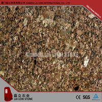 Natural Polished Hand Craved Granite Exterior Wall Cladding