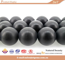 2015 Global jewelry market fashion trend natural bead onyx matte