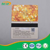 Best-selling low price plastic card printing / trade card