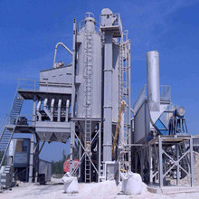 120tph Mobile type YLB1500 asphalt mixing plant for sale