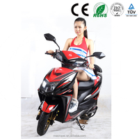 Racing Electric Scooter with pedal,best quality cheap motor scooter,new sport electric motorcycle for sale