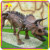 KANO0449 Children Game Animated Dinosaur Fossil Toy