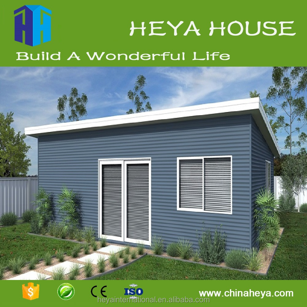 HEYA INT'L eco friendly modular panelized homes georgia