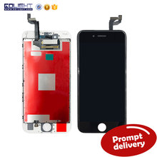 White and Black Front LCD Touch Screen +Digitizer Assembly + Frame for iphone 6 6s 4.7""