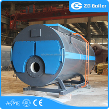 Professional factory selling foam oil gas steam boiler