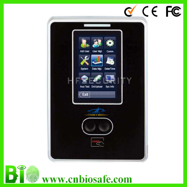 Punch Card Face Recognition Time Attendance System Biometric Security Devices(HF-FR505)